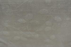 Vit botten med viitt tryckt mönster
