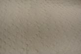 Genuin.överkast tyg i vinter vitt med lite grövre mönster