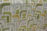 Durty Pastel.Ljus botter med fantasi mönster i gröna och grå toner